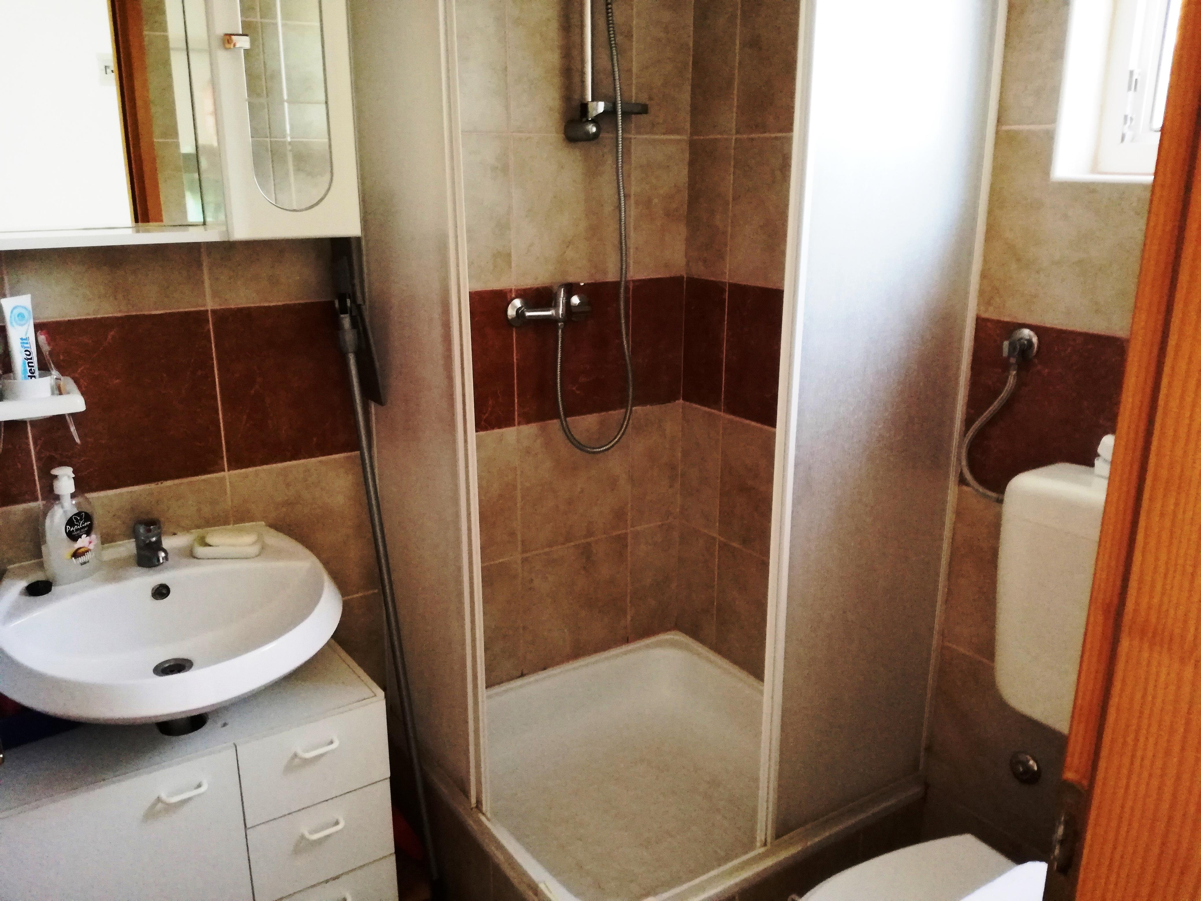 Vir apartman fürdő