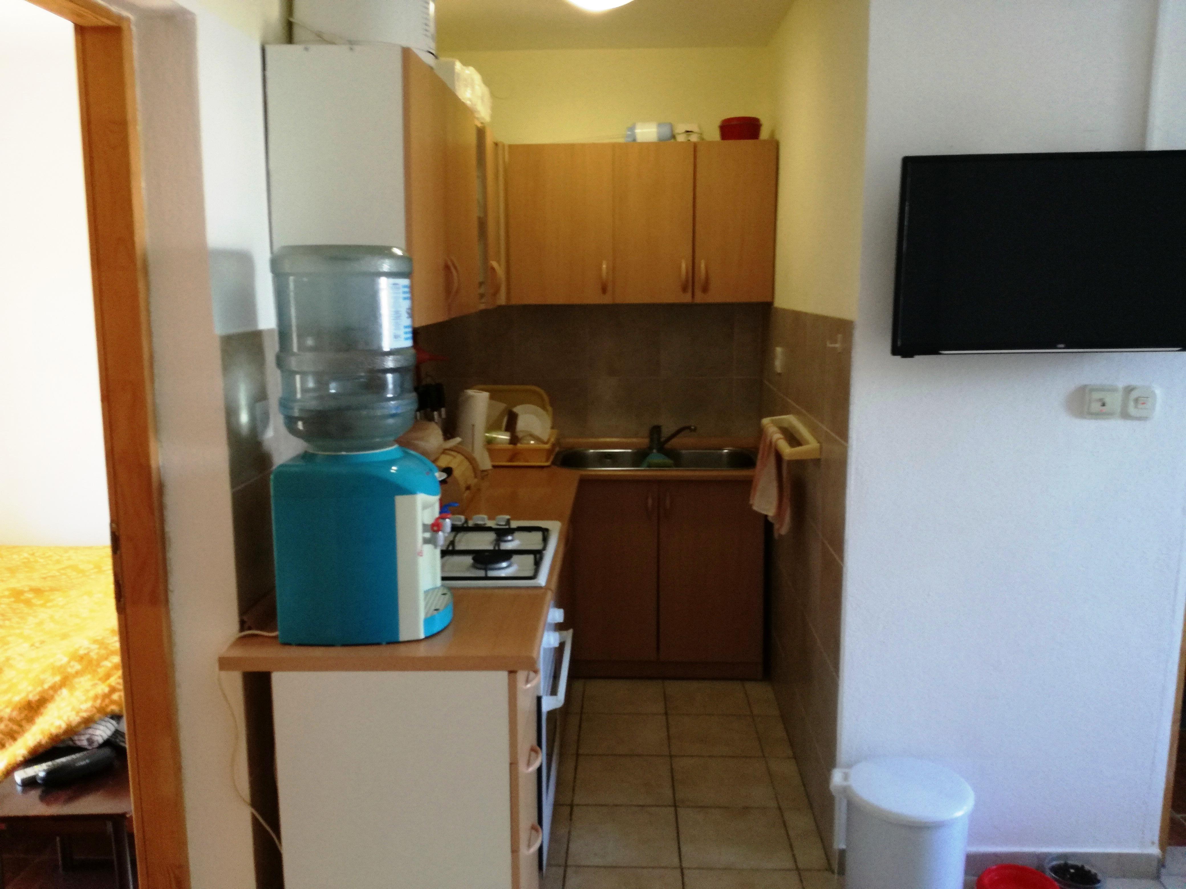 Virsziget apartman konyha