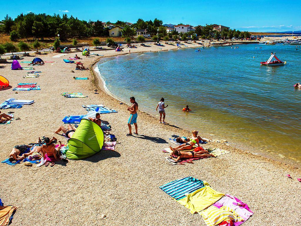 Virsziget beach